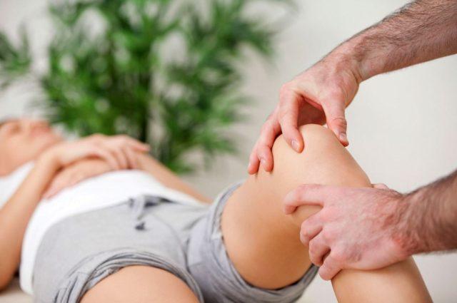 Инфекционный артрит может поражать различные суставы