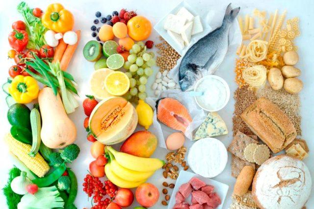Обязательное ежедневное употребление свежих овощных и фруктовых соков