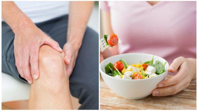 Режим питания при артритах и артрозах для каждого пациента должен быть подобран в соответствии с характером течения болезни