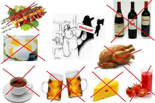 Также человек с болезнью суставов должен будет отказаться от пива и крепкого алкоголя, в силу того, что алкогольсодержащие напитки способствуют высвобождению свободных радикалов