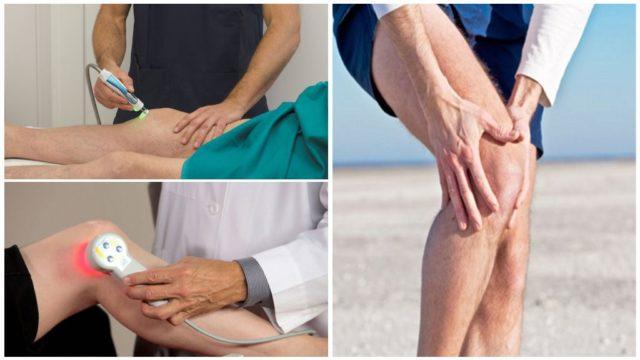 На первой и второй стадии артроза физиотерапия приносит существенное облегчение