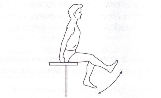 ЛФК выполняйте от 3 раз в сутки по 4-6 повторов для каждого упражнения