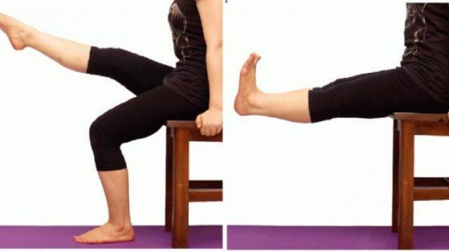 Правильные гимнастические упражнения способствуют повышению стабильности сустава, а также растяжению и расслаблению мышц-сгибателей и разгибателей бедра