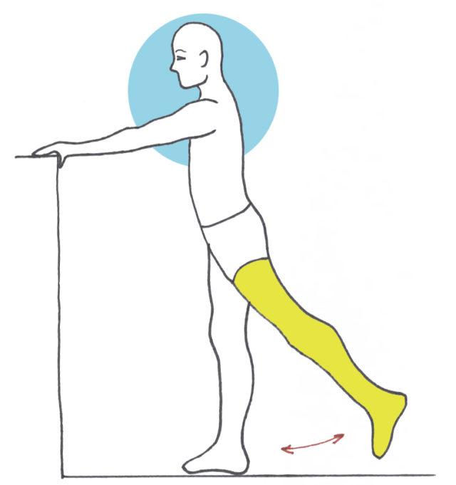 Перед упражнениями на гибкость выполните хорошую разминку всех суставов, чтобы не порвать связки