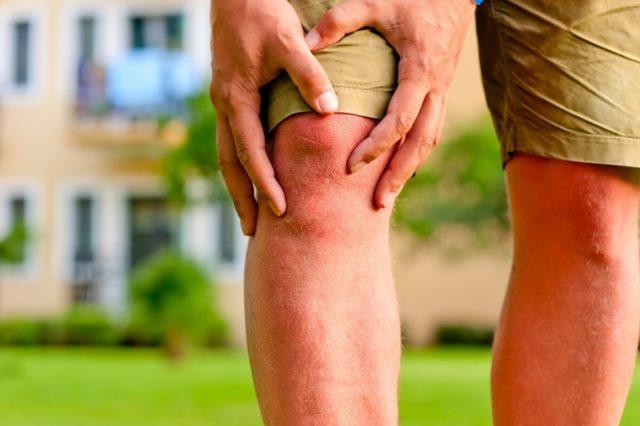 На 2–3 стадиях остеоартроза дегенеративно-дистрофические процессы в суставе сопровождаются интенсивным болевым синдромом