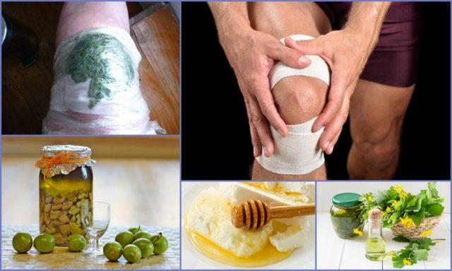 Лечение реактивного артрита народными средствами предполагает использование натуральных ингредиентов