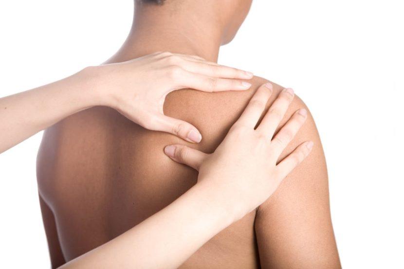 Симптомы плечелопаточного артрита -
