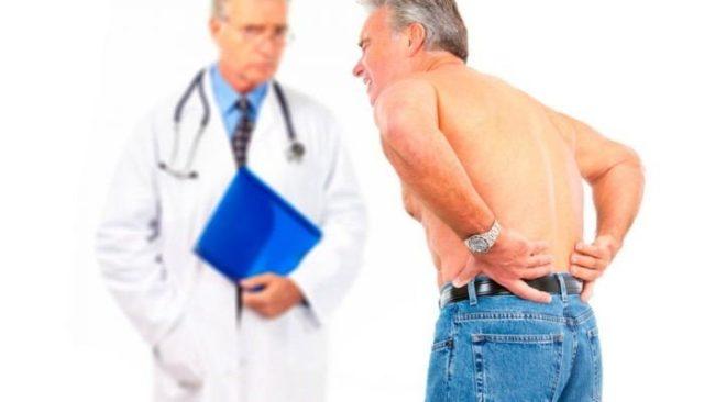 Могут страдать крупные суставы