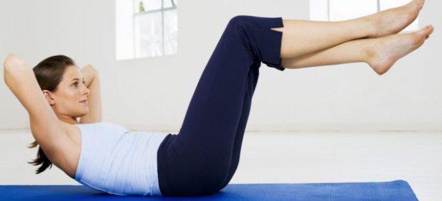 Упражнения должны выполняться ежедневно