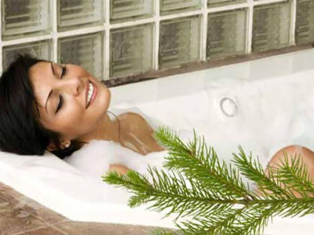 Рекомендуется принять семь лечебных ванн