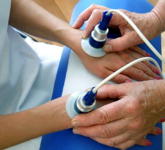 В этом качестве применяют лазерную терапию, криотерапию, магнитотерапию, иглоукалывание