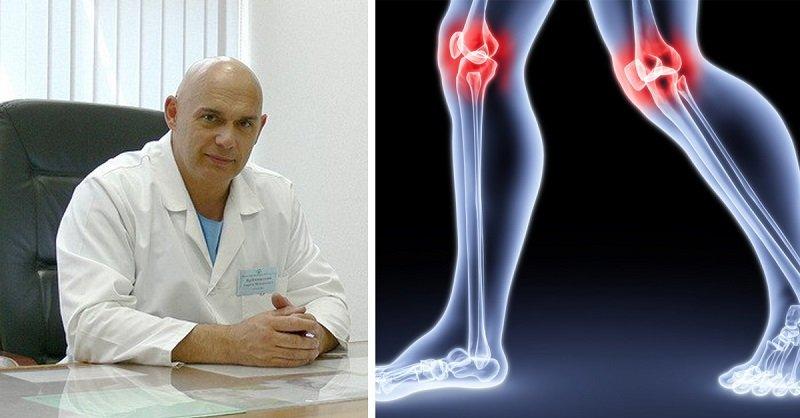 Обзор методов лечения артроза коленного сустава