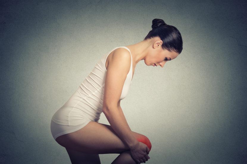 Массаж при остеоартрозе коленного сустава